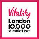 Vitality London 10,000 at Hatfield Park