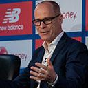 Hugh Brasher, Virgin Money London Marathon Event Director