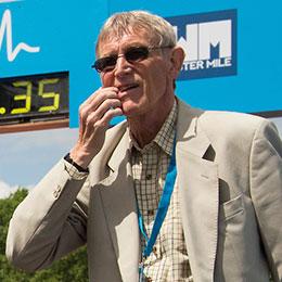 Tributes to legendary London Marathon supporter John Bryant