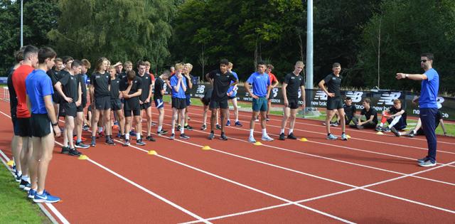 London Marathon Events to support endurance at Leeds Beckett University and Birmingham University